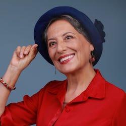 Foto de perfil da escritora Glória Kirinus